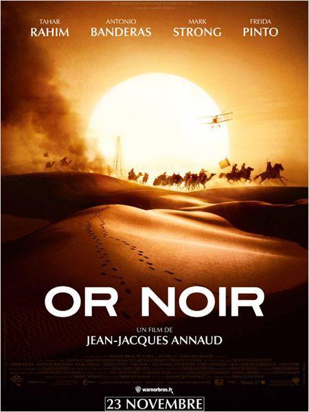 Or noir - Film (2011)