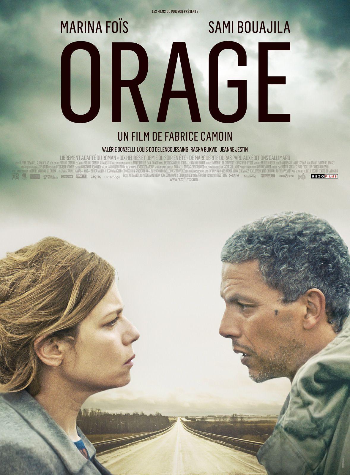Orage - Film (2015)