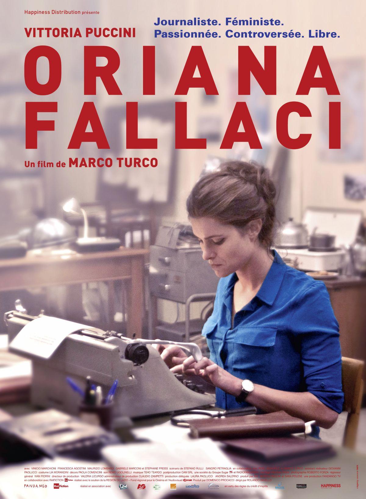 Oriana Fallaci - Film (2015)
