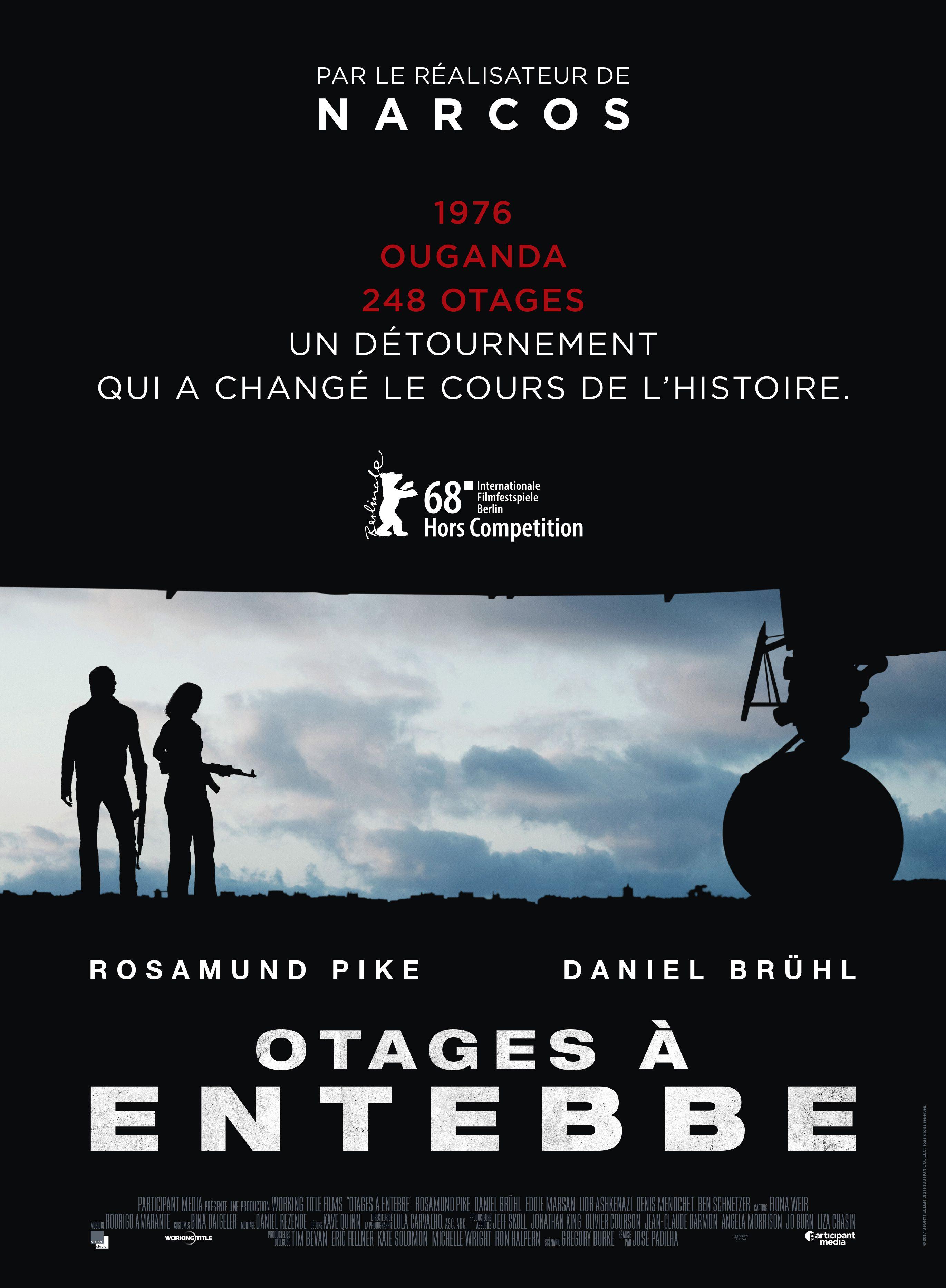 Otages à Entebbe - Film (2018)