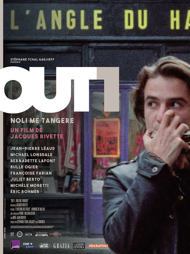 Out 1 : Noli me tangere - Film (1971)