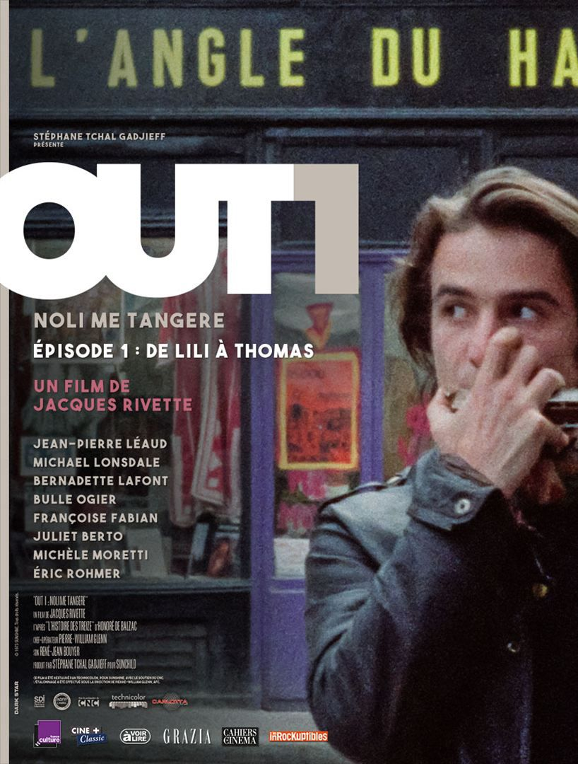 Out 1 : Noli me tangere - Épisode 1 (De Lili à Thomas) - Film (1971)