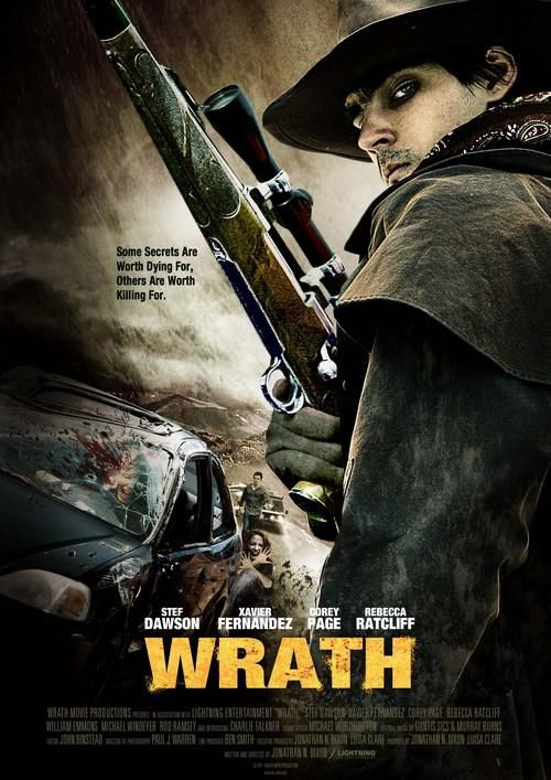 Outback, traque meurtrière - Film (2012)