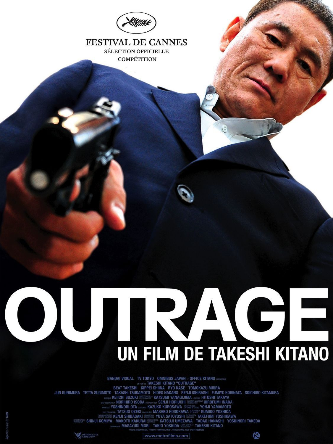 Outrage - Film (2010)