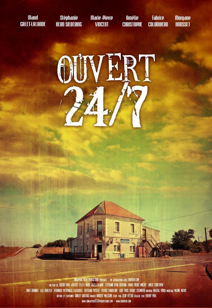 Ouvert 24/7 - Film (2010)