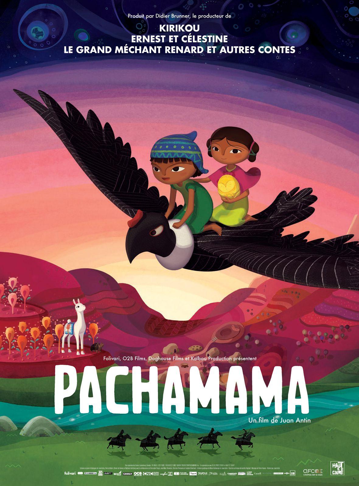 Pachamama - Long-métrage d'animation (2018)
