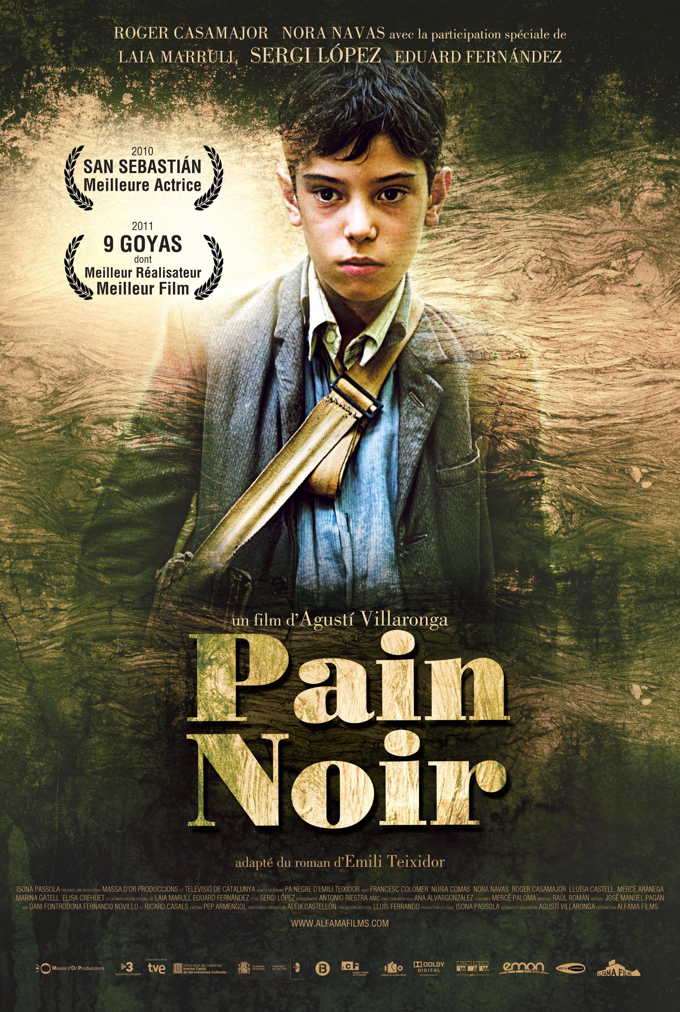 Pain noir - Film (2010)