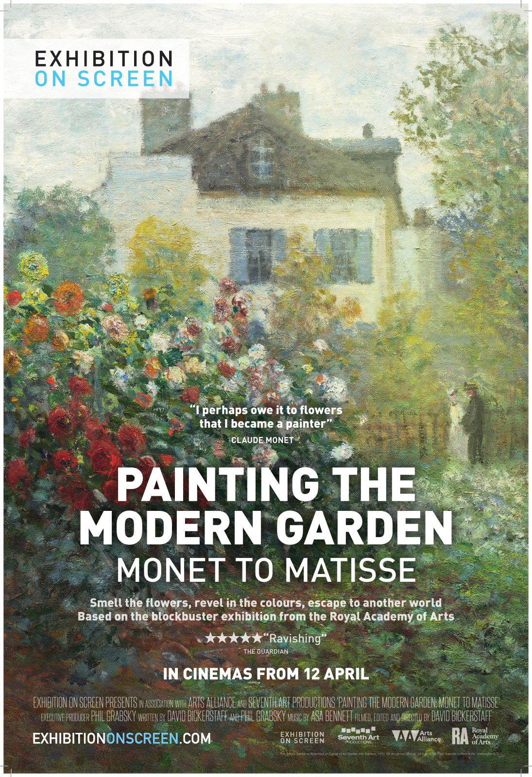 Painting The Modern Garden: Monet To Matisse - Documentaire (2016)
