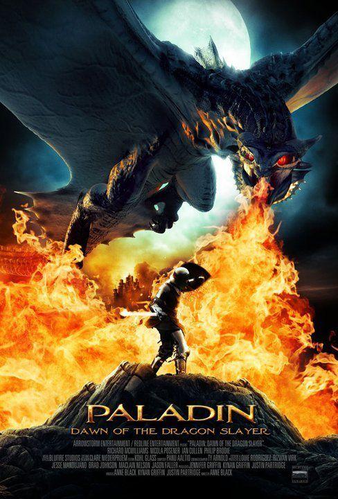 Paladin, le dernier chasseur de dragons - Film (2011)