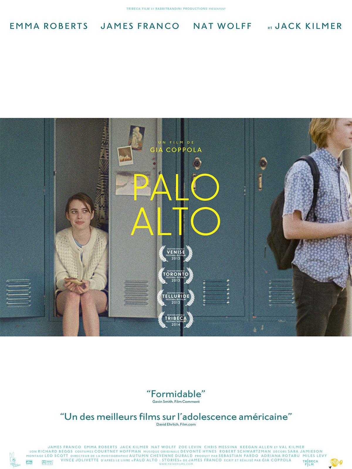 Palo Alto - Film (2014)