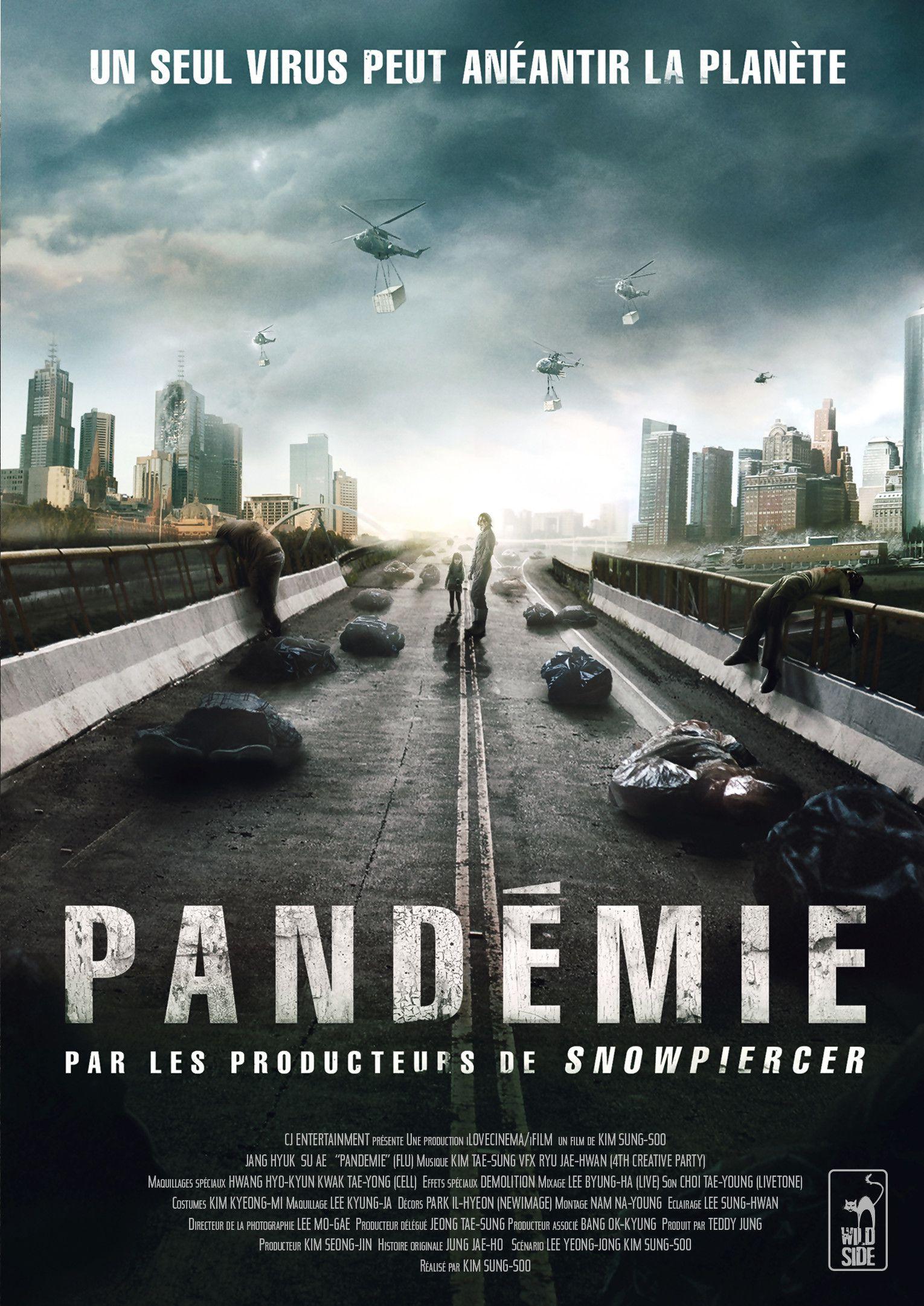 Pandémie - Film (2013)