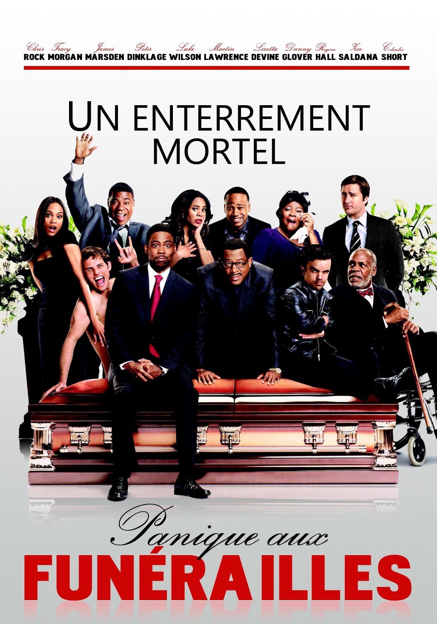 Panique aux funérailles - Film (2010)