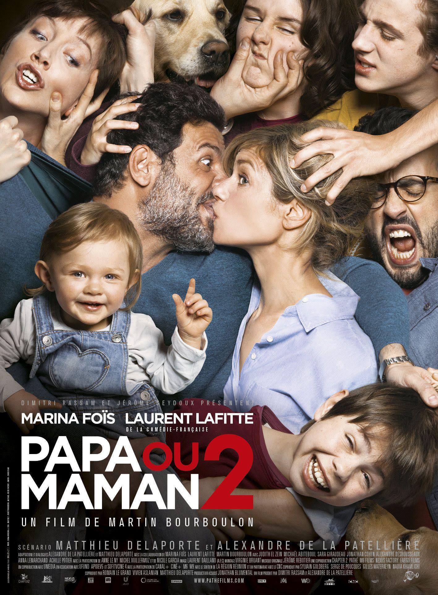 Papa ou Maman 2 - Film (2016)