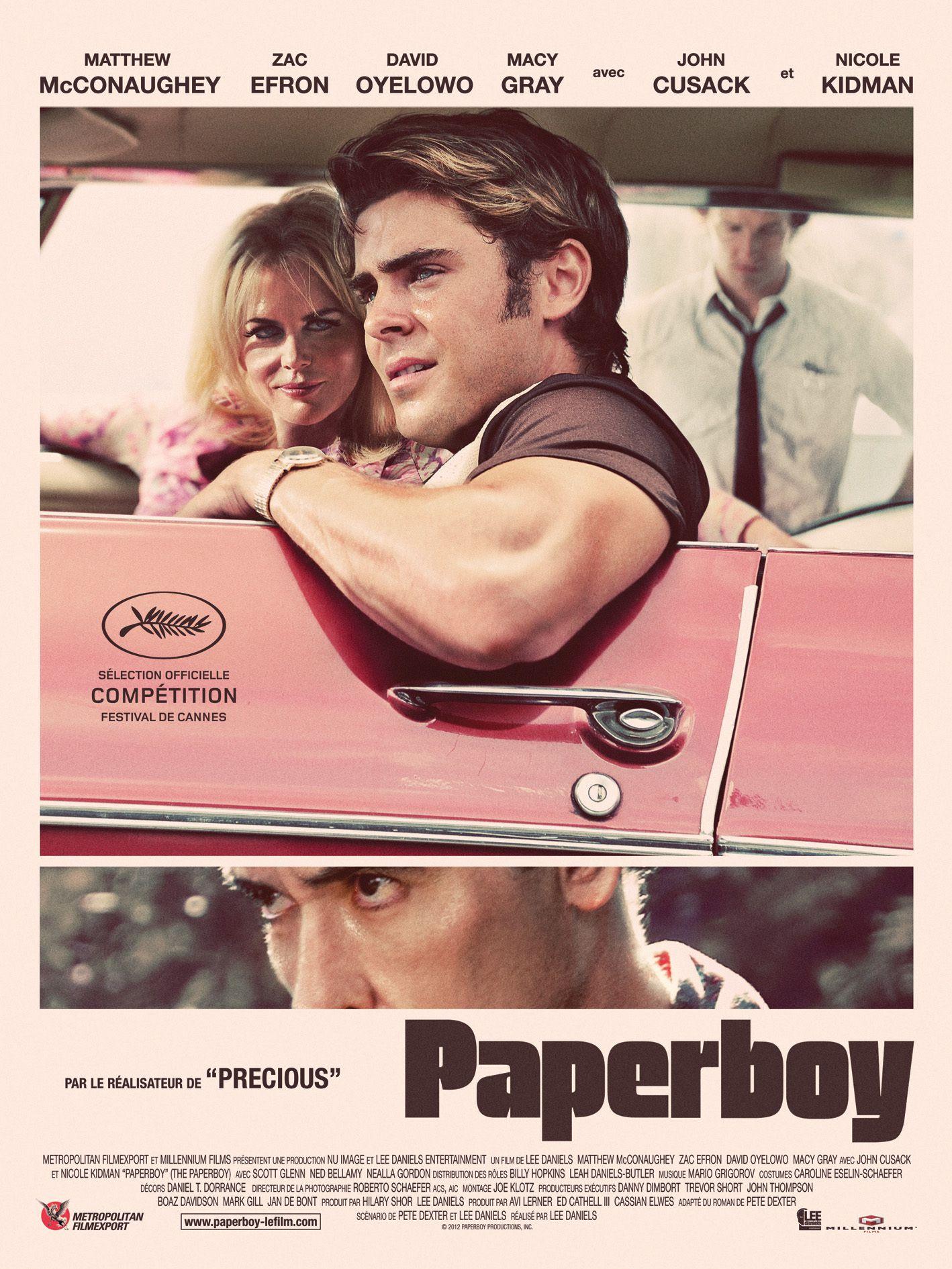 Paperboy - Film (2012)