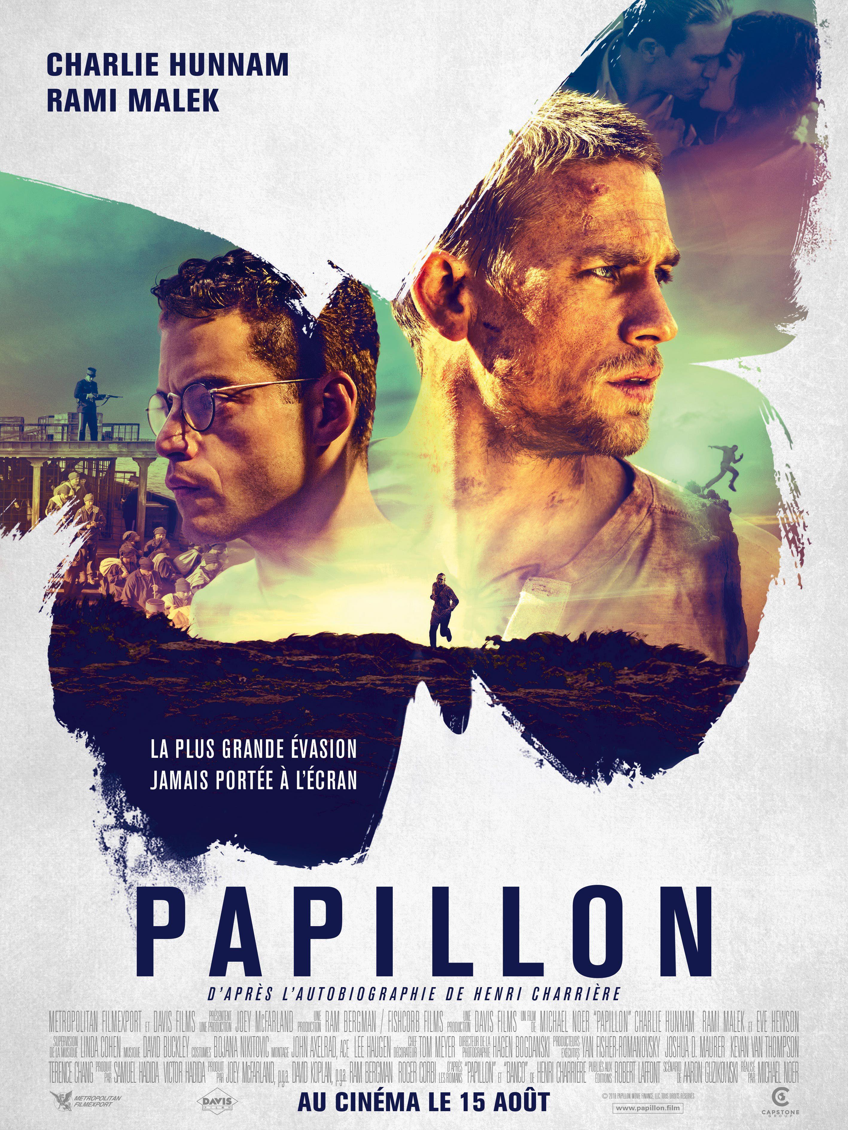 Papillon - Film (2018)