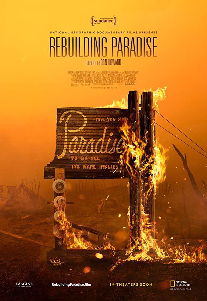 Paradise: L'enfer des flammes - Documentaire (2020)