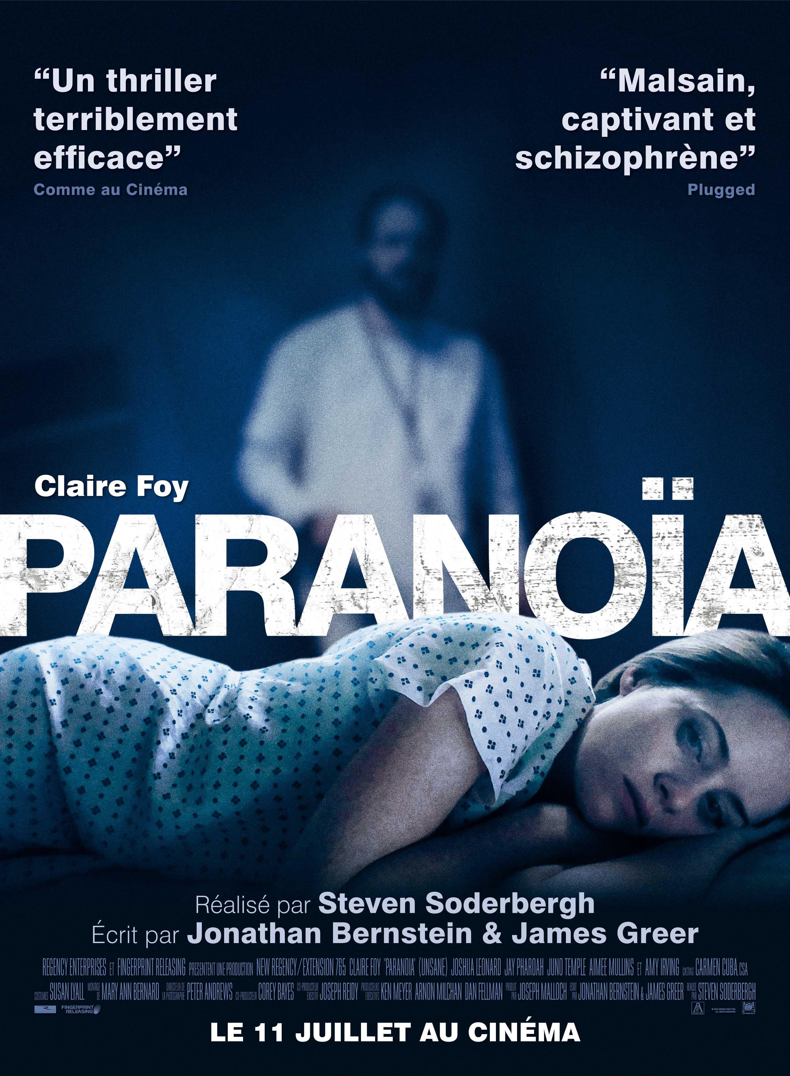 Paranoïa - Film (2018)