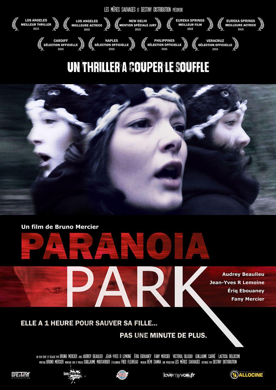 Paranoïa Park - Film (2015)