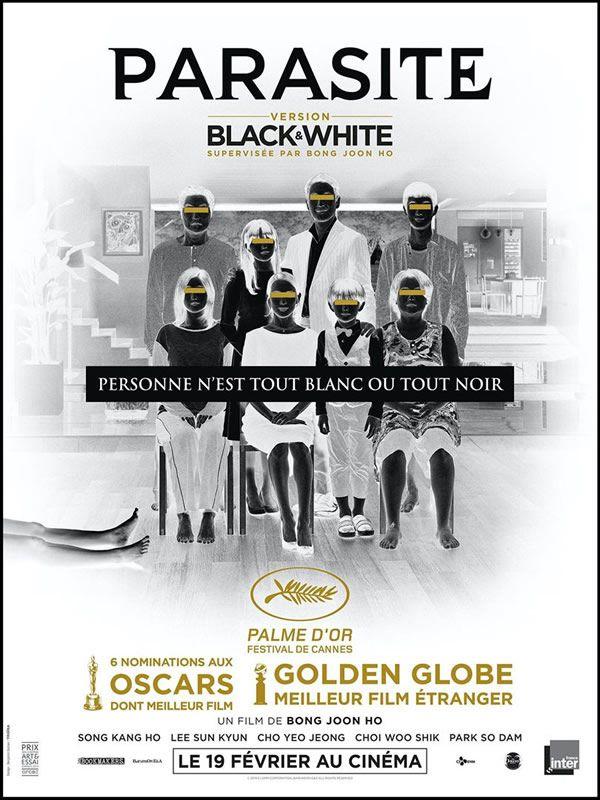 Parasite Black & White - Film (2020)