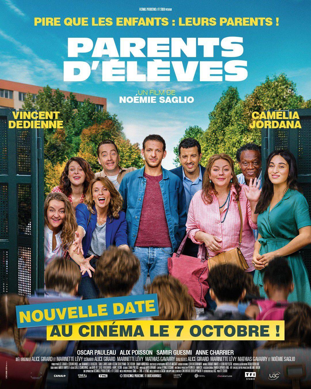 Parents d'élèves - Film (2020)