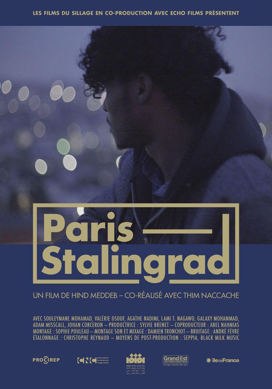 Paris Stalingrad - Film (2021)
