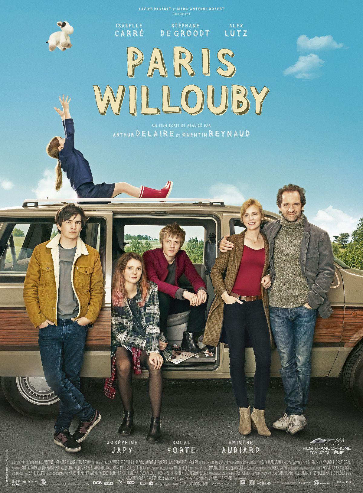 Paris-Willouby - Film (2016)