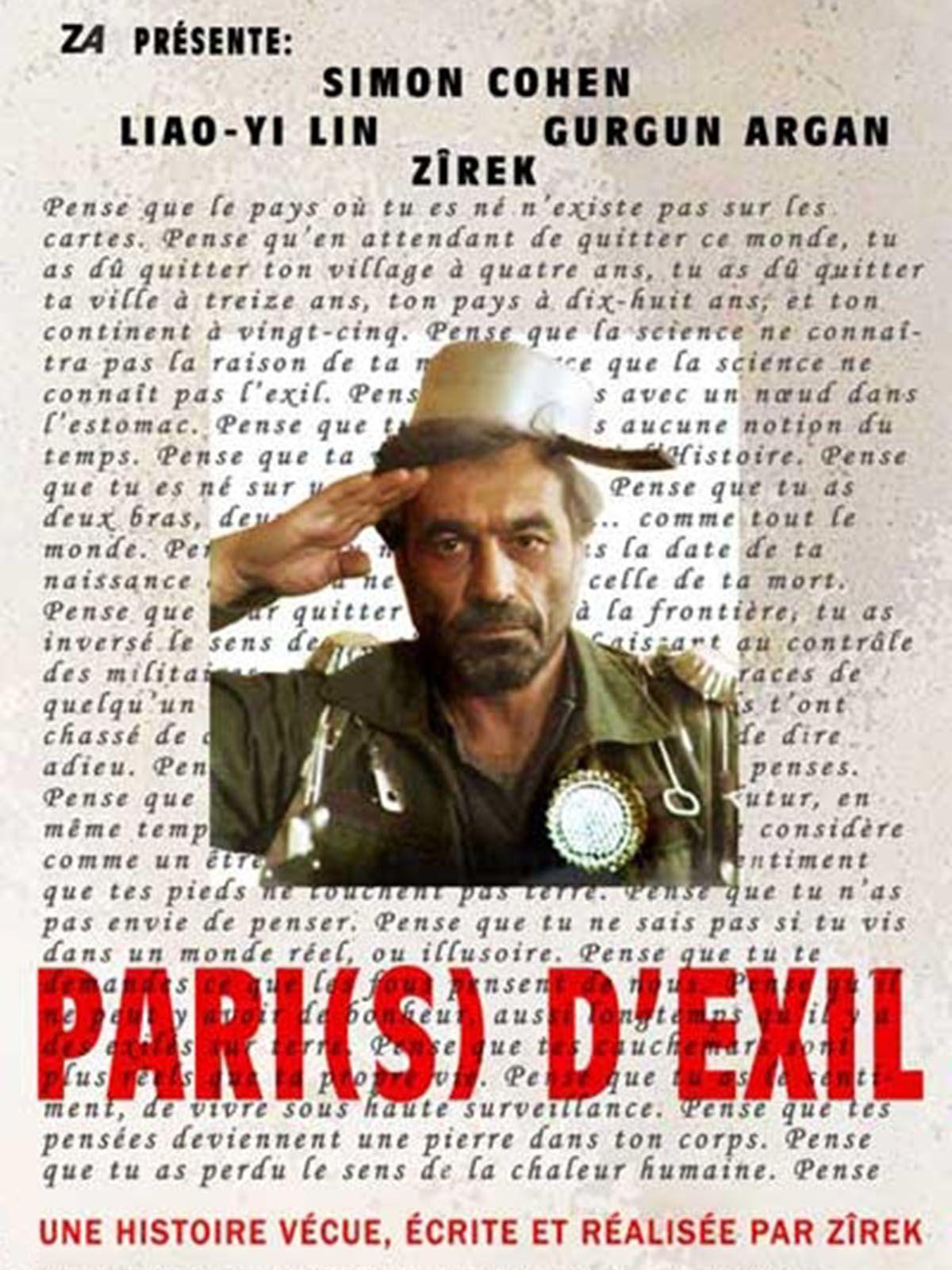 Pari(s) d'exil - Film (2007)