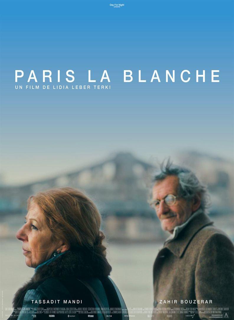 Paris la blanche - Film (2017)