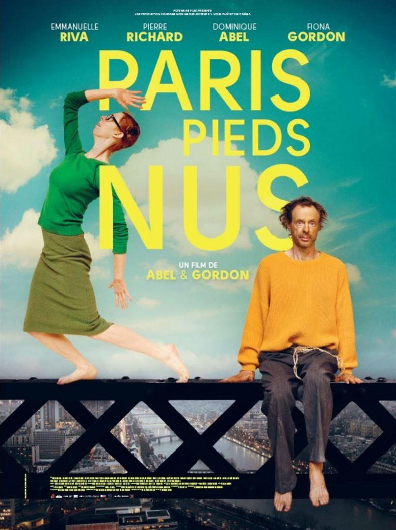 Paris pieds nus - Film (2017)