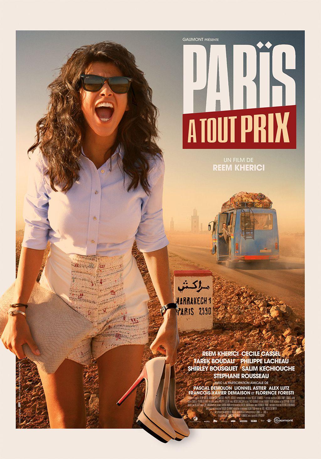 Paris à tout prix - Film (2013)