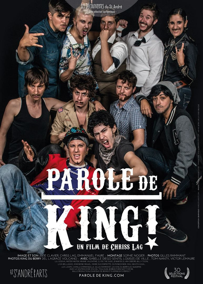 Parole de King ! - Documentaire (2016)