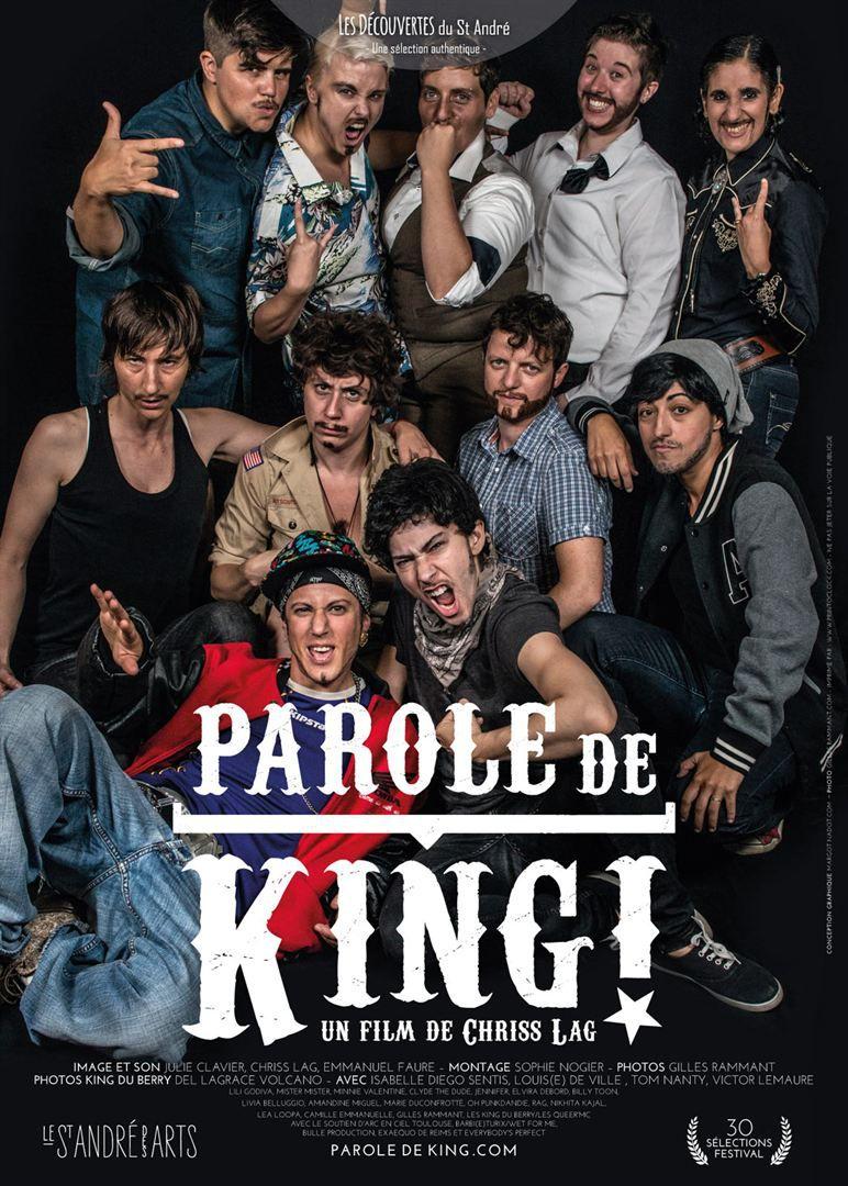 Parole de King ! - Documentaire (2016)