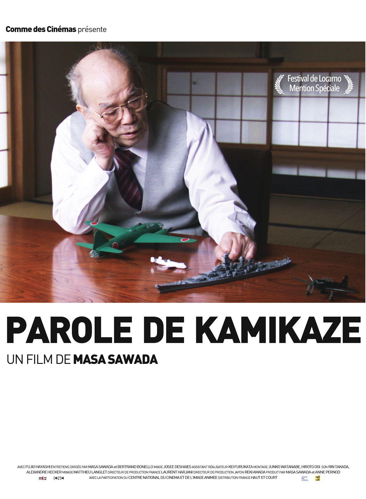 Parole de kamikaze - Documentaire (2014)