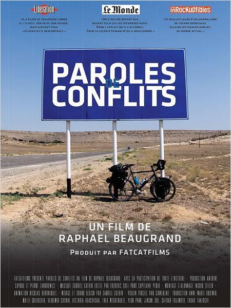 Paroles de conflits - Documentaire (2013)