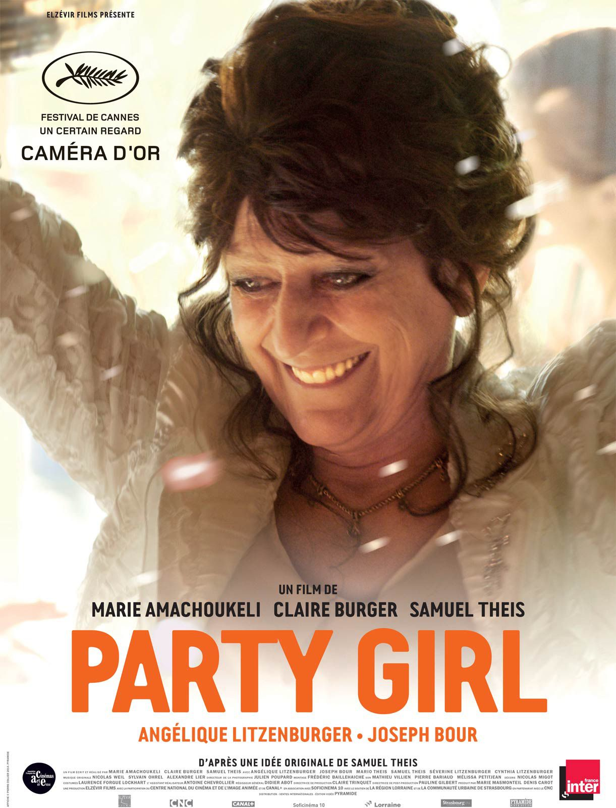 Party Girl - Film (2014)