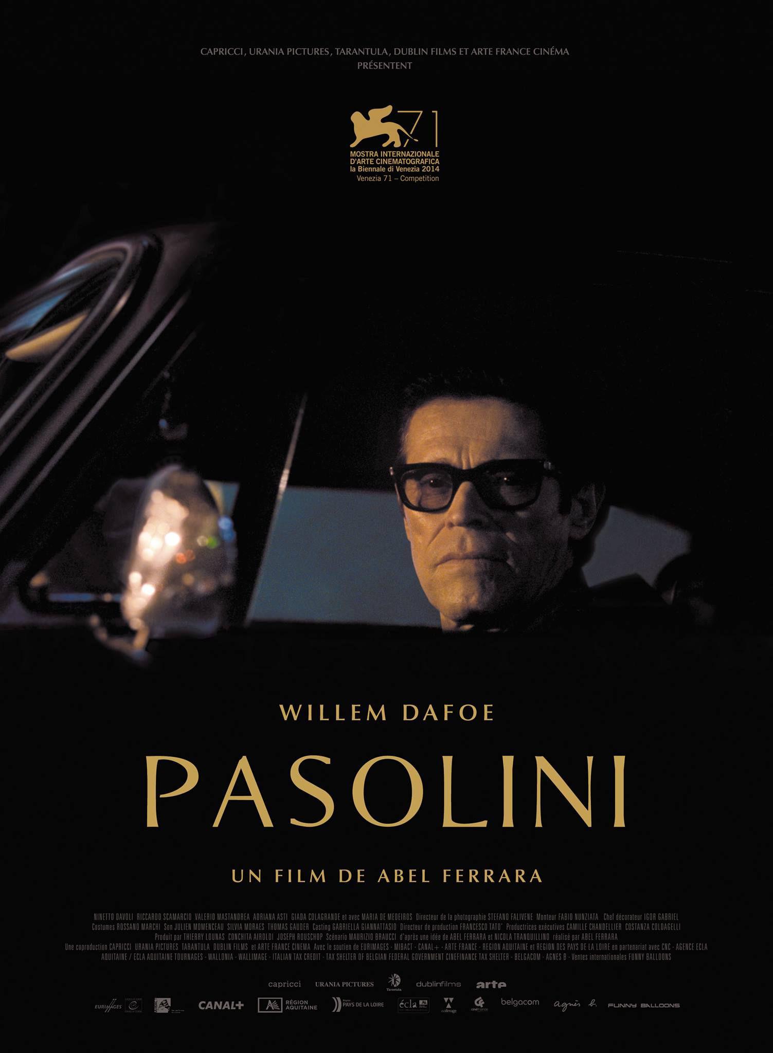 Pasolini - Film (2014)