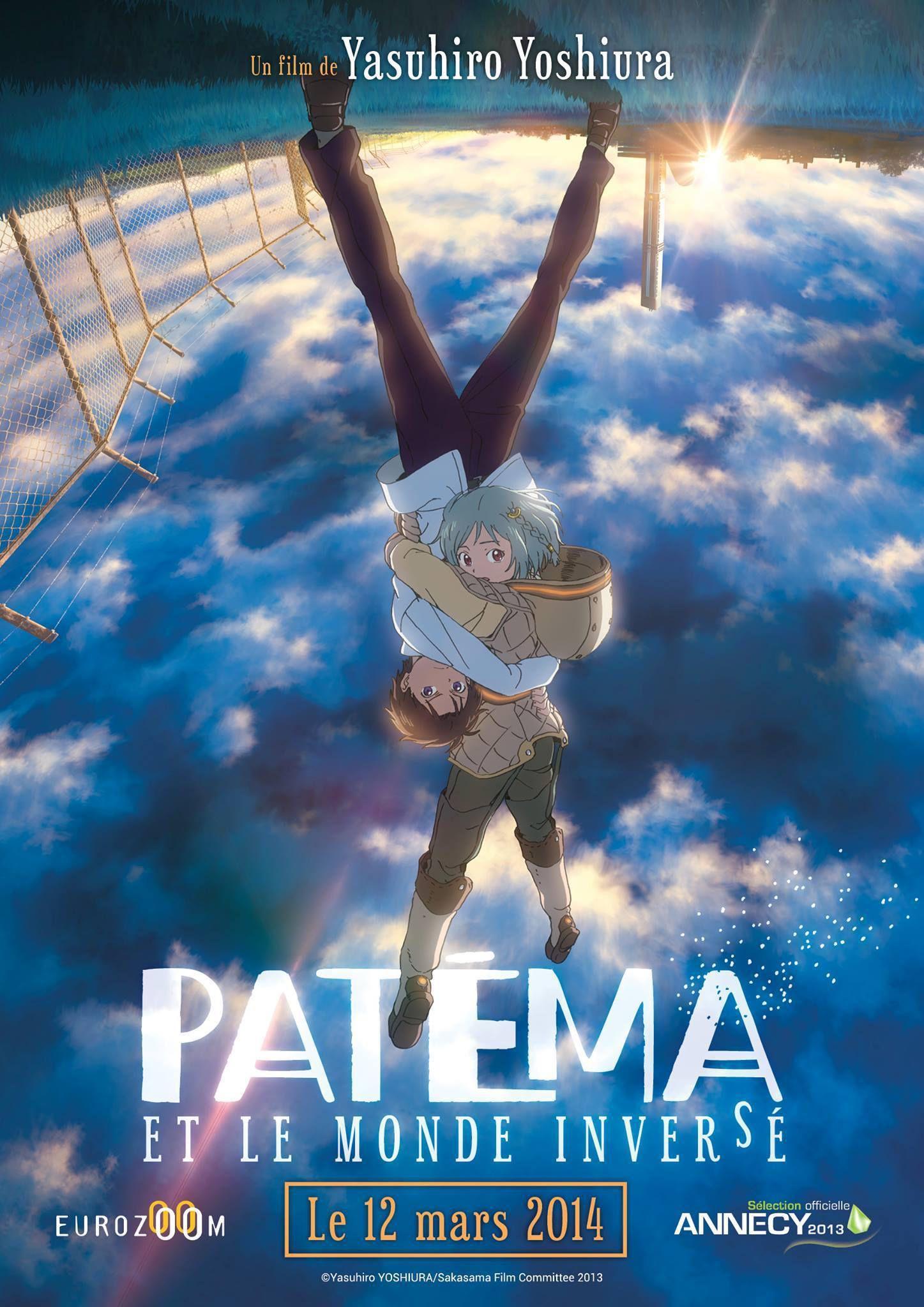 Patéma et le Monde inversé - Long-métrage d'animation (2013)