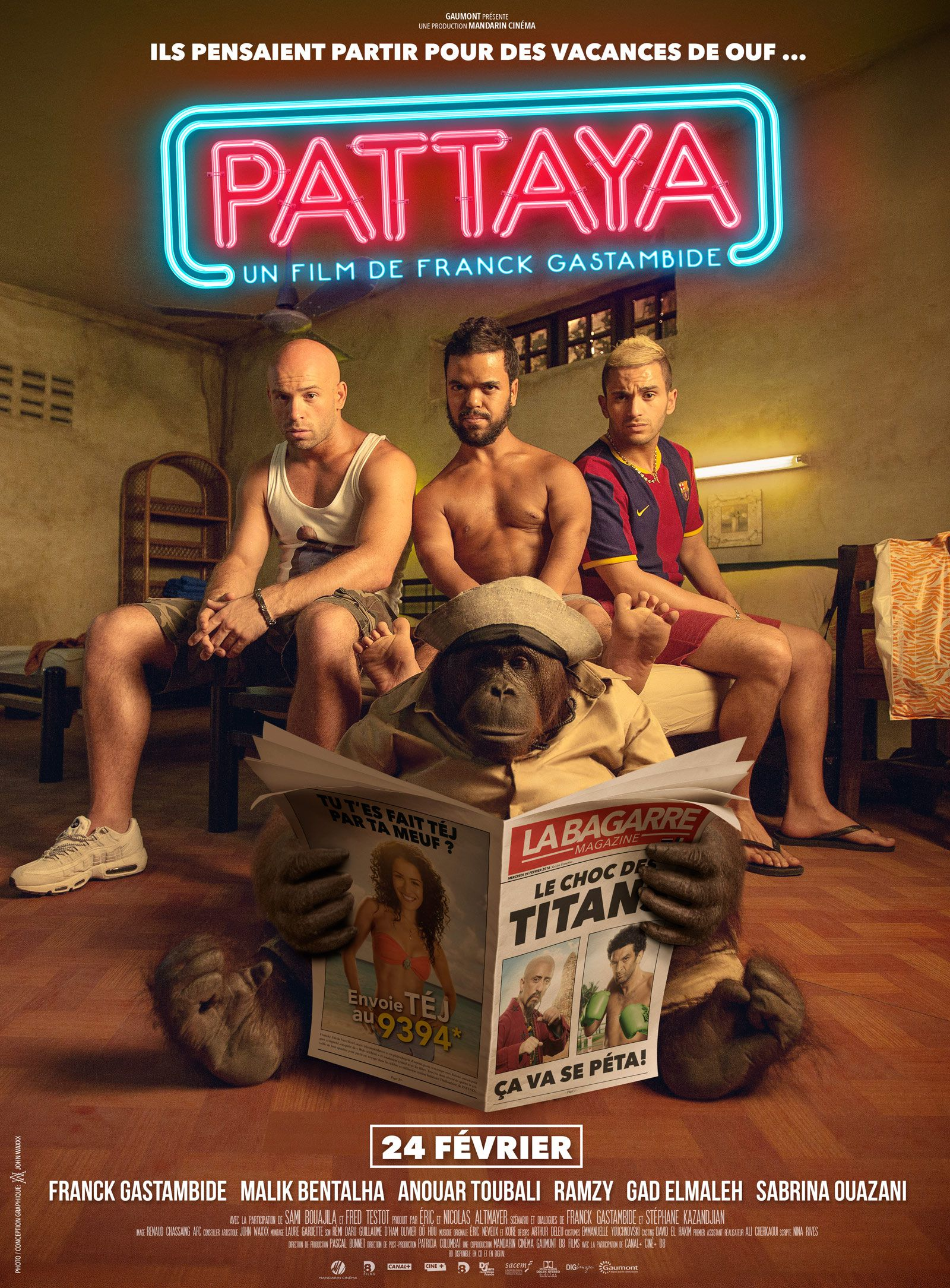 Pattaya - Film (2016)
