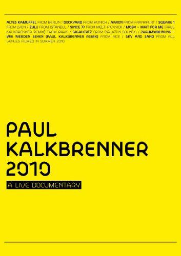 Paul Kalkbrenner - 2010 / A Live Documentary - Documentaire (2010)