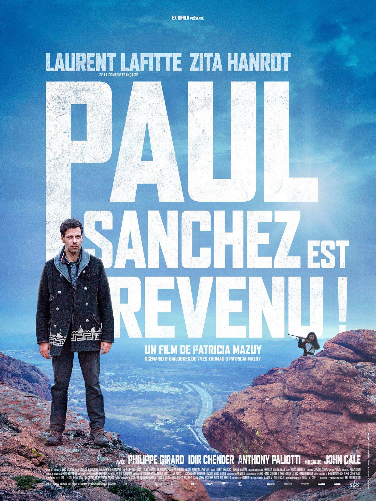 Paul Sanchez est revenu ! - Film (2018)
