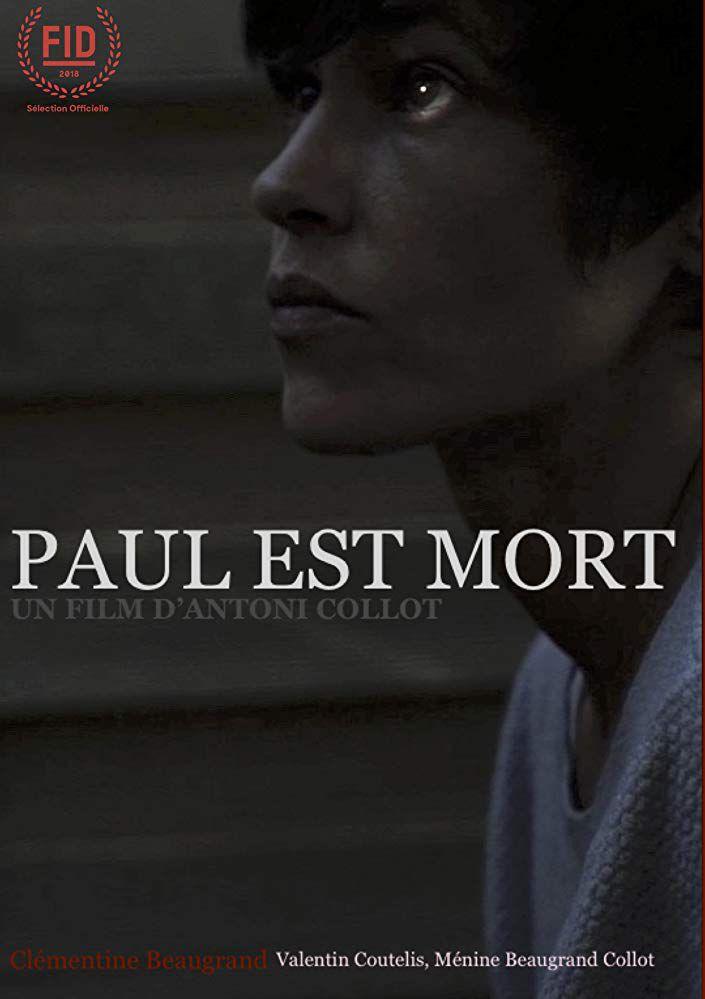 Paul est mort - Film (2018)