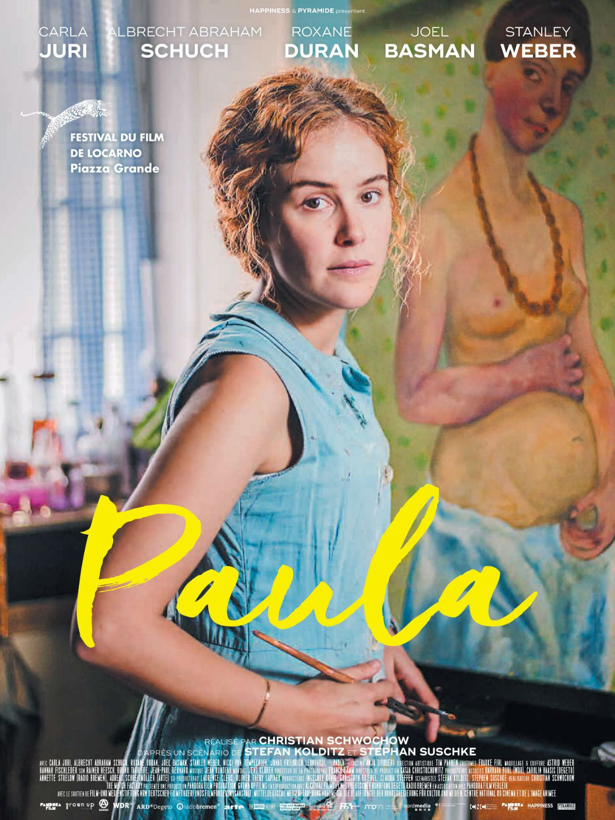 Paula - Film (2016)