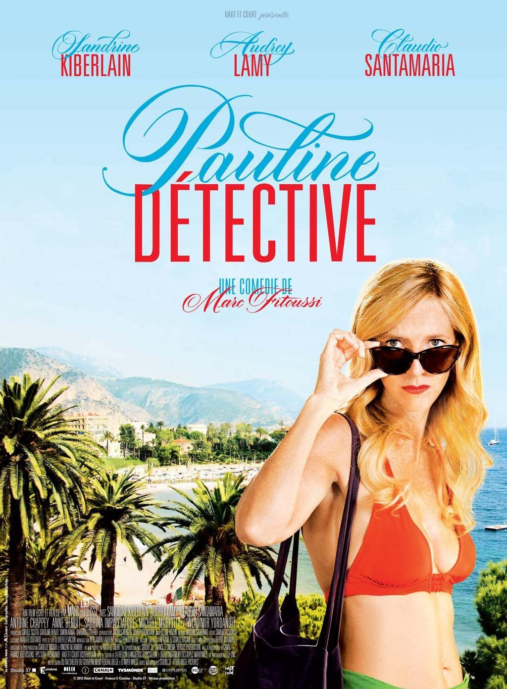 Pauline détective - Film (2012)