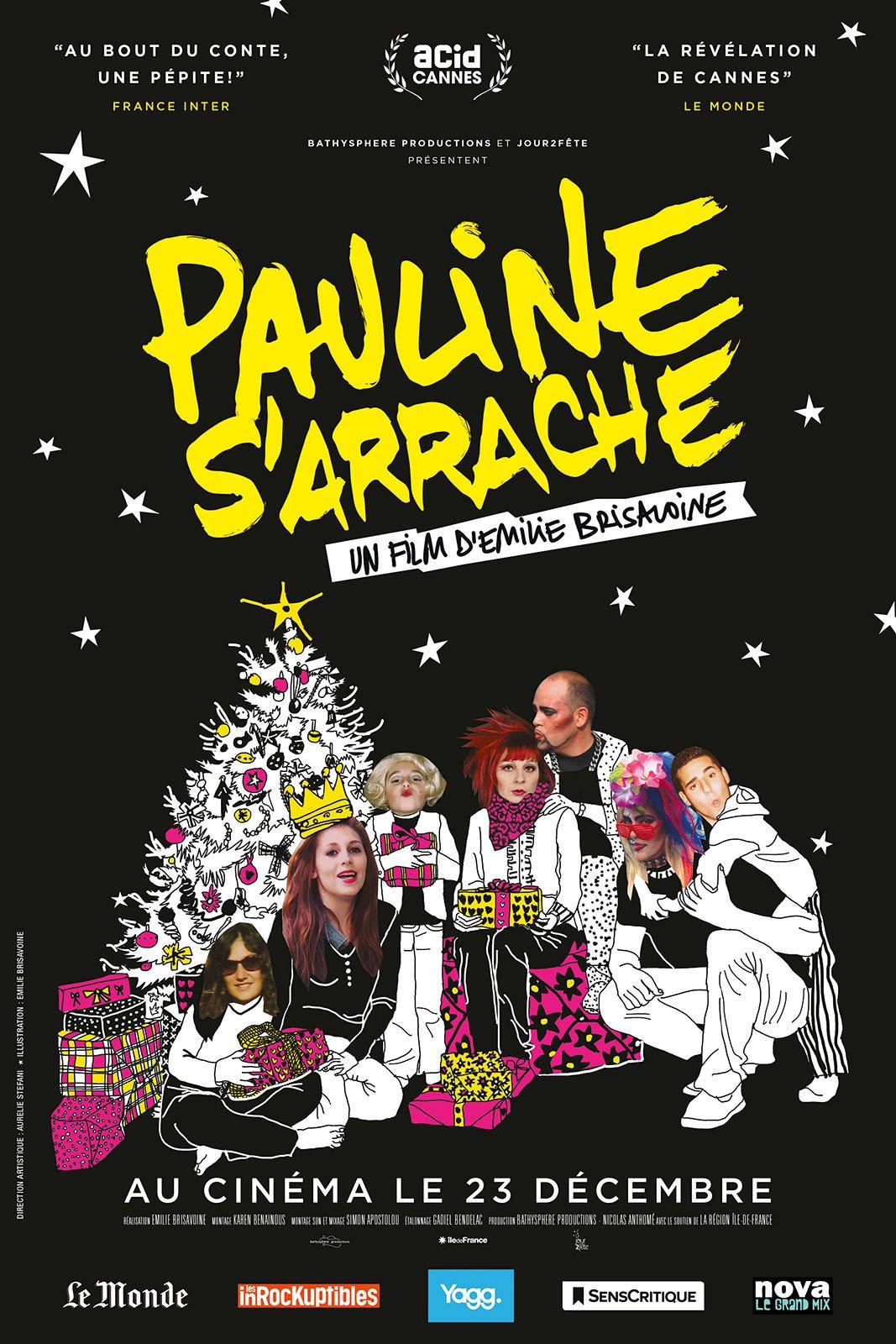 Pauline s'arrache - Documentaire (2015)