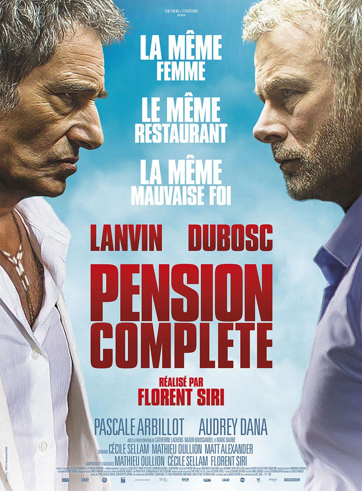 Pension complète - Film (2015)