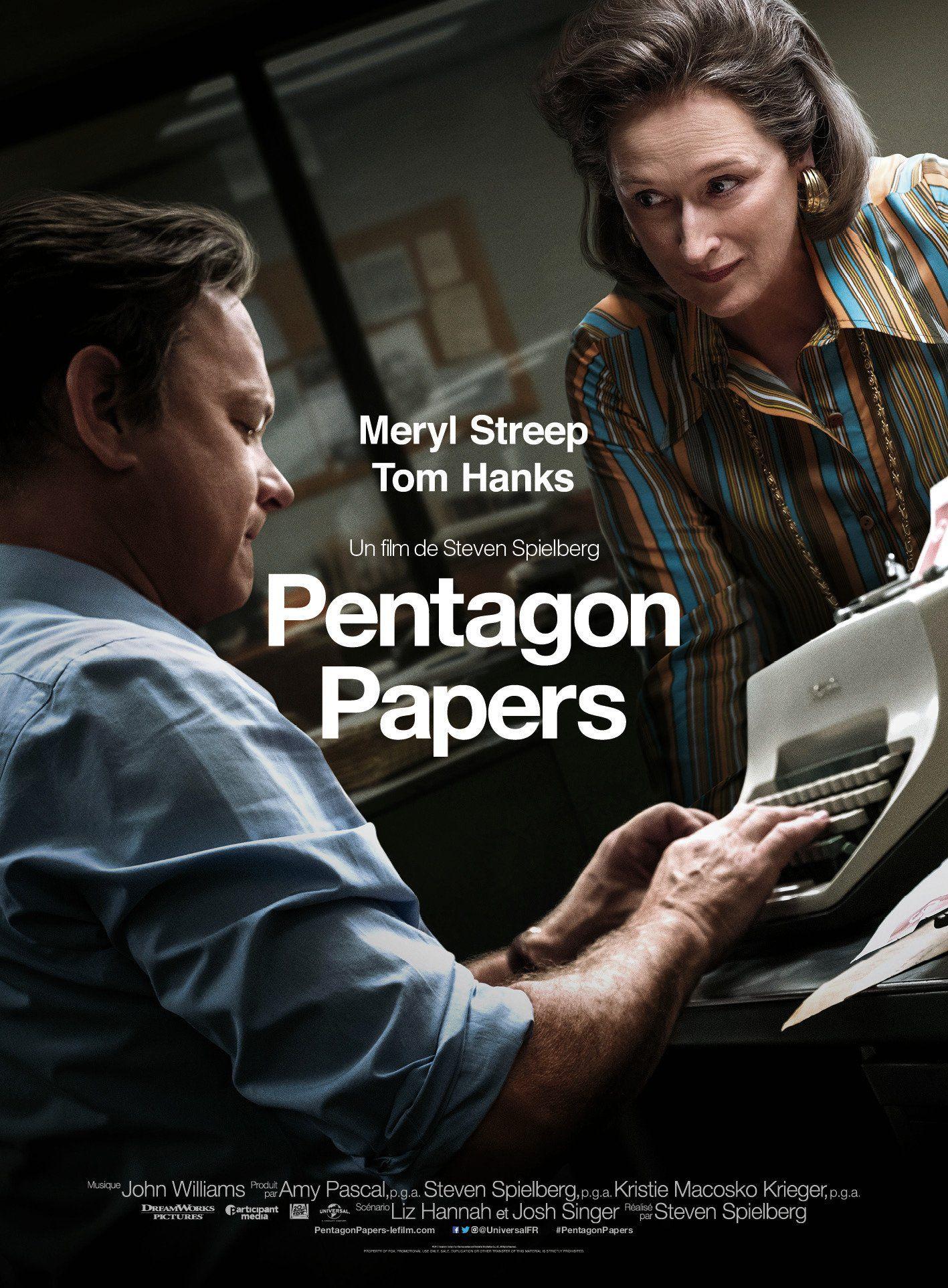Pentagon Papers - Film (2018)