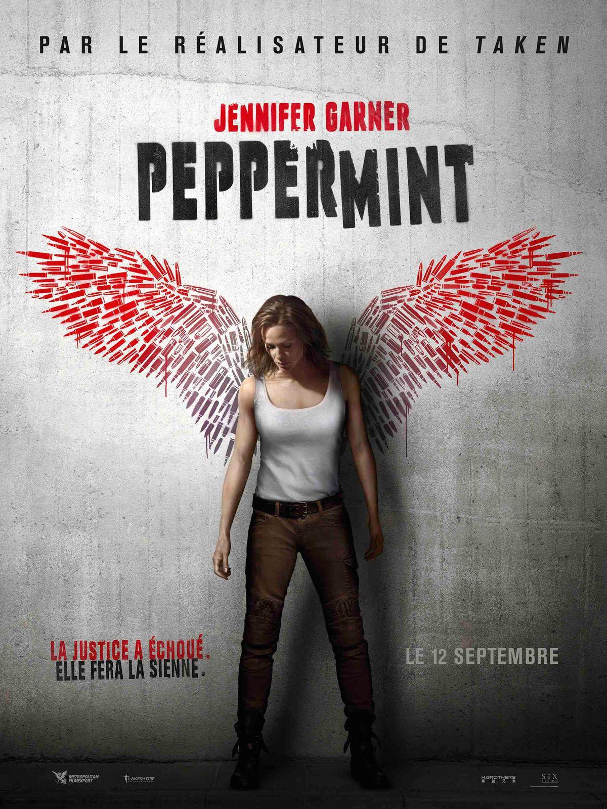 Peppermint - Film (2018)