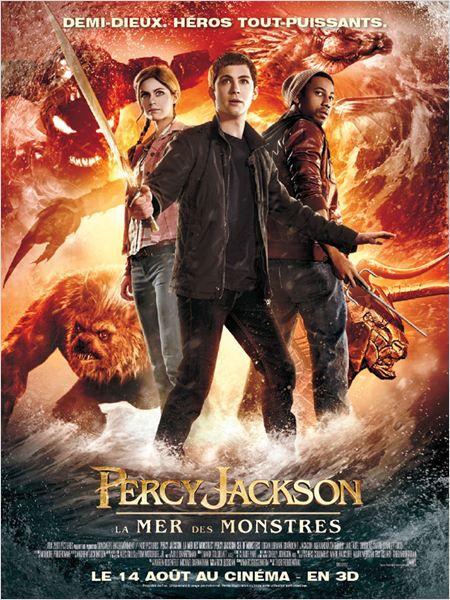 Percy Jackson : La Mer des monstres - Film (2013)