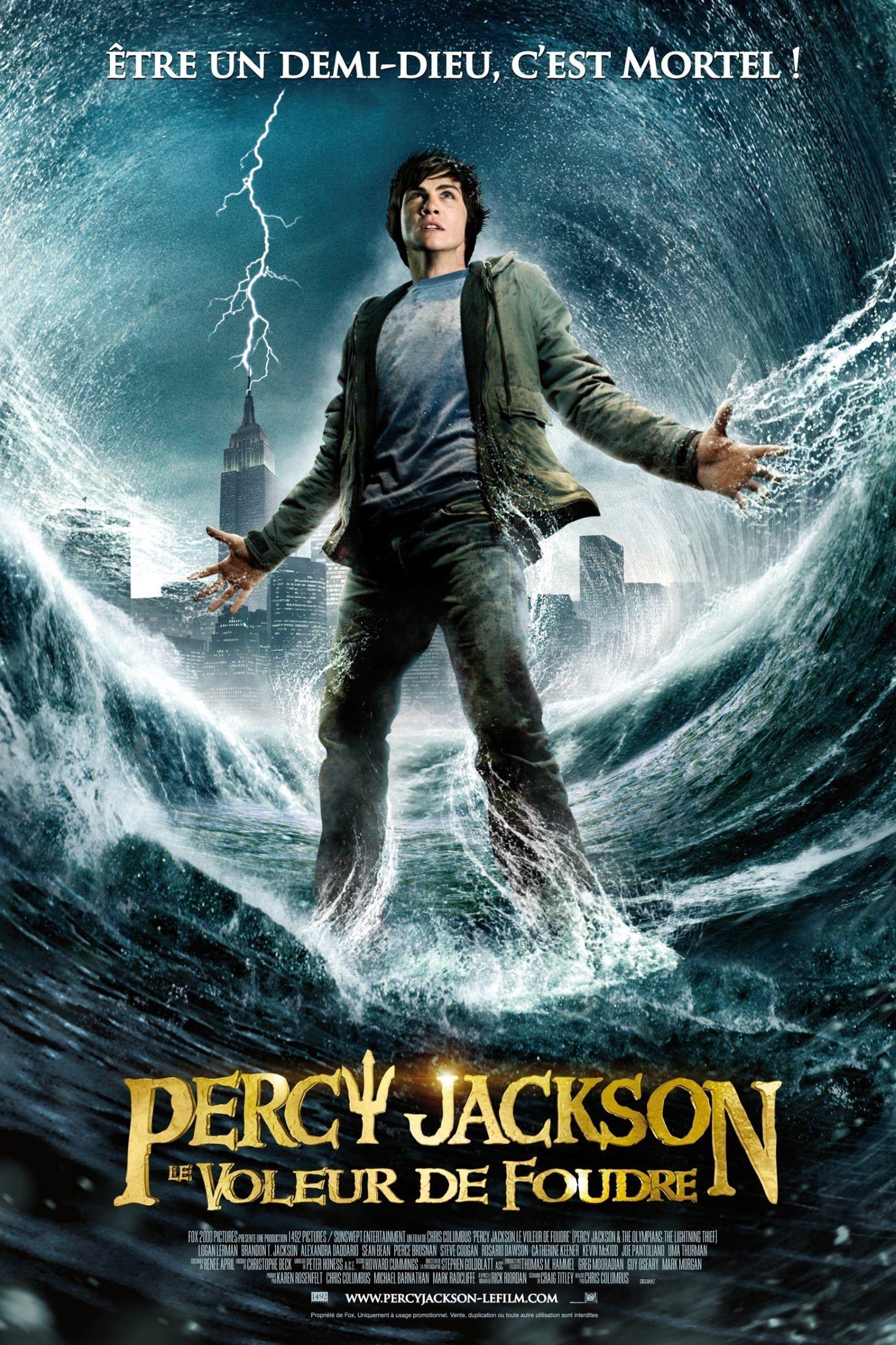 Percy Jackson : Le Voleur de foudre - Film (2010)