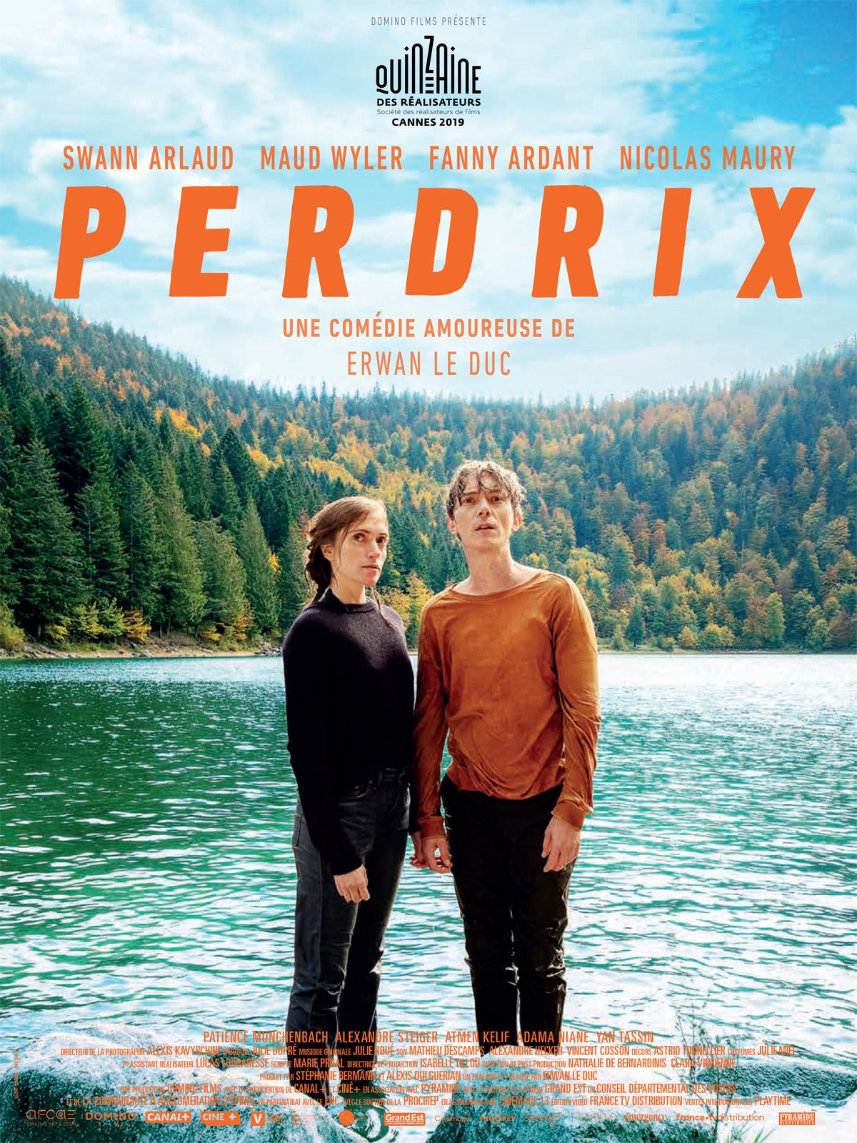 Perdrix - Film (2019)